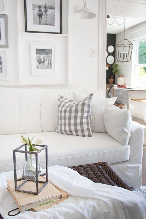 Favorite Slipcovered Sofas for under $1500   Living room ...