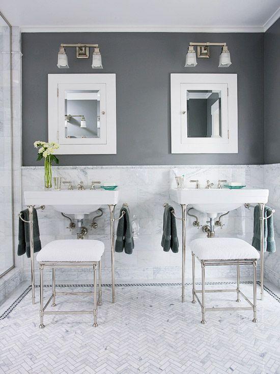 Badezimmer Grau 50 Ideen Fur Badezimmergestaltung In Grau
