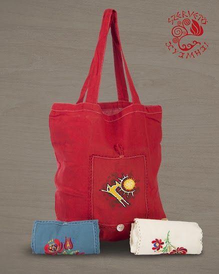 8dec1d63e1 Bevásárló táska piros - Csodaszarvas, Nemzeti Rock Bolt Baja ...