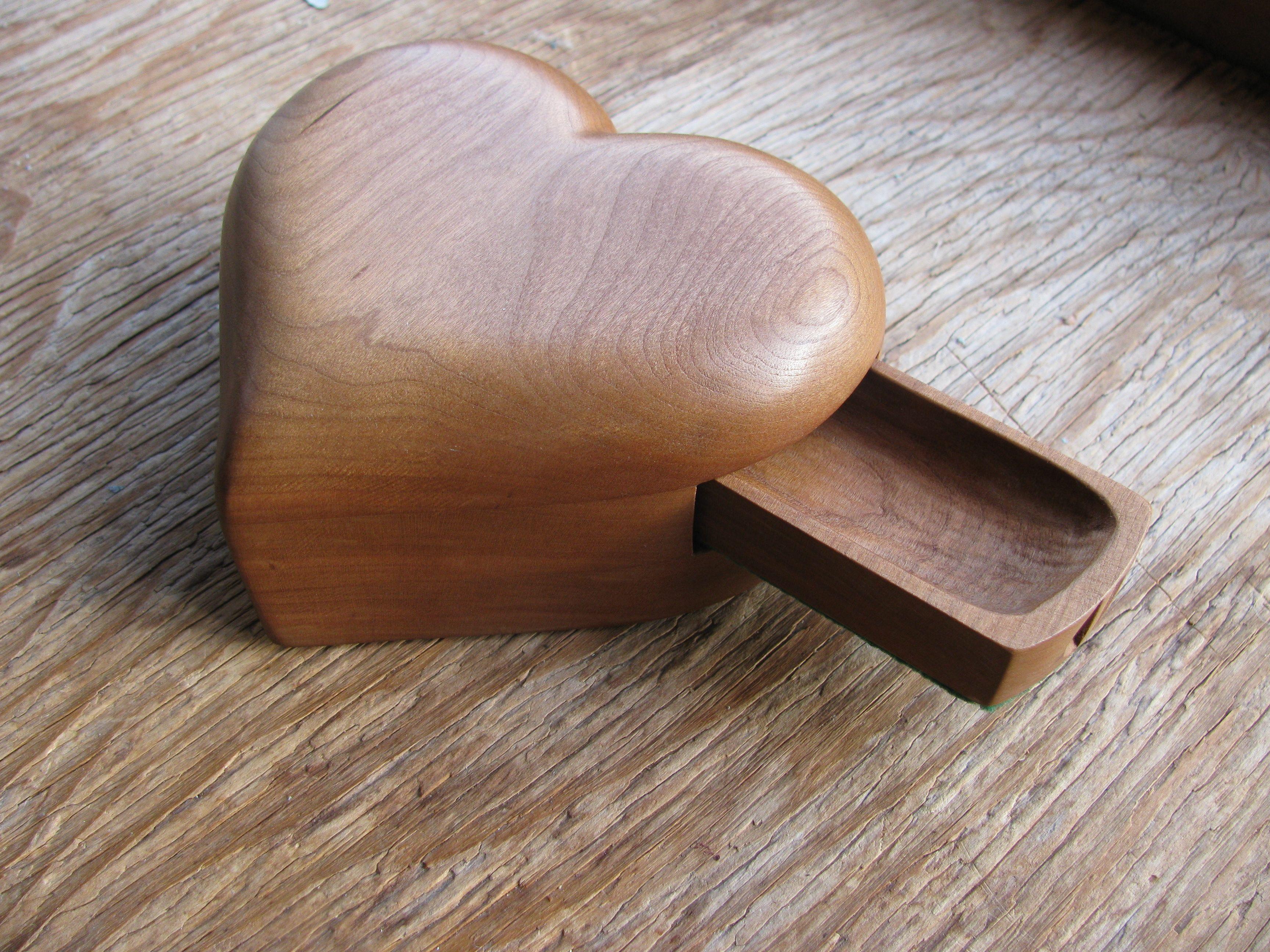 Heart Shaped Jewelry Box Maine Shore Shop Gifts Joyeros De Madera Joyeria Madera Juguetes De Madera