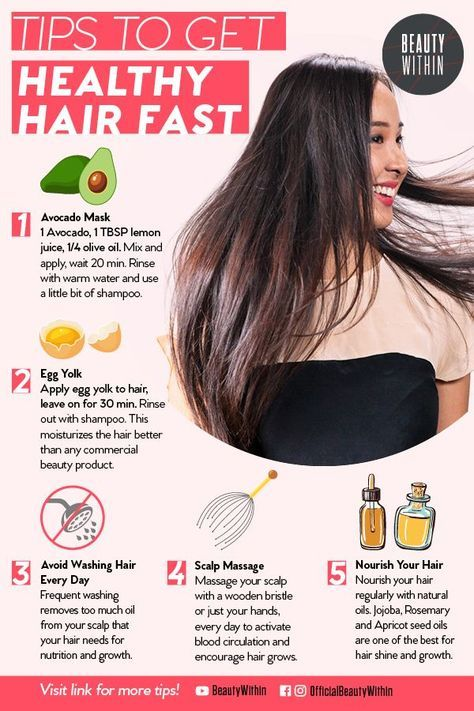 ✂️23 TIPS ✂️Ultimate Guide to Grow Healthy Hair FAST {straight, curly & wavy}