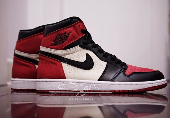 Who Considers The Air Jordan 1 Retro High OG Bred Toe A Must-Cop?