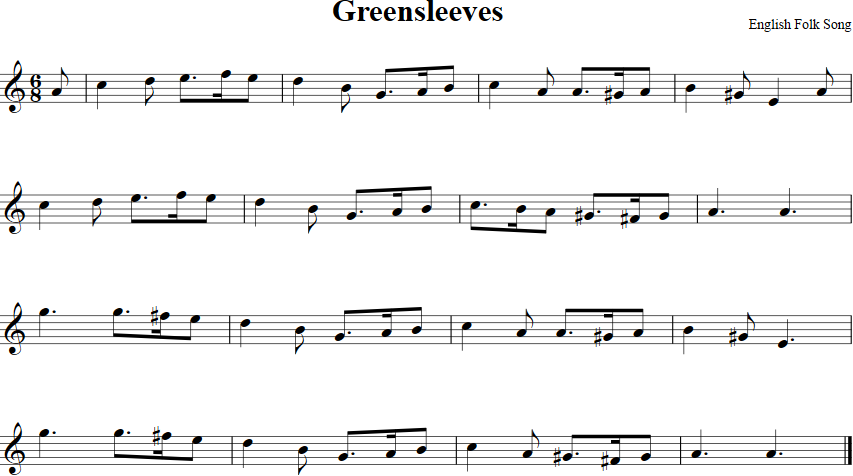 1000+ images about Violin sheet music on Pinterest