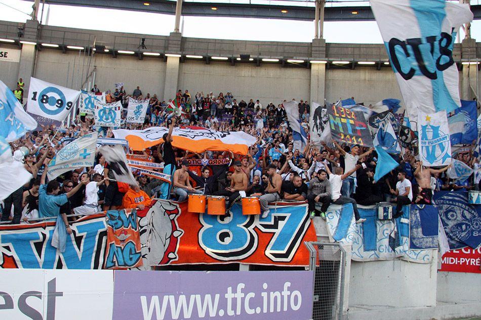 Toulouse / OM (Ligue 1 10ème journée) South Winners
