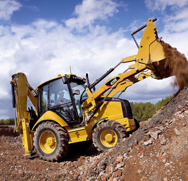 HOLT CAT Dallas sells the entire line of CAT Equipment