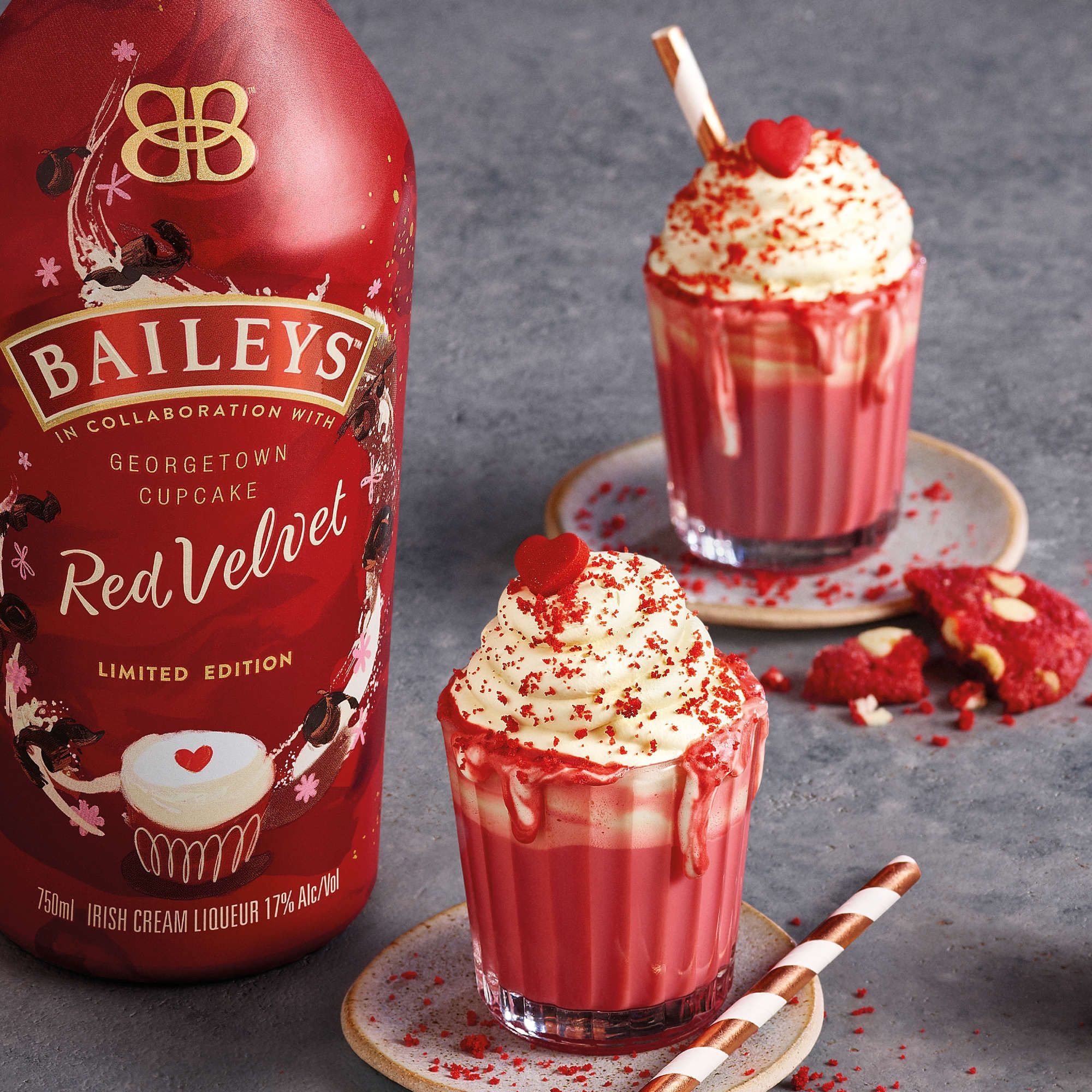 Baileys Irish Cream Just Released A New Liqueur Flavor And