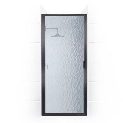 Coastal Shower Doors Paragon 24 In To 24 75 In X 70 In Framed