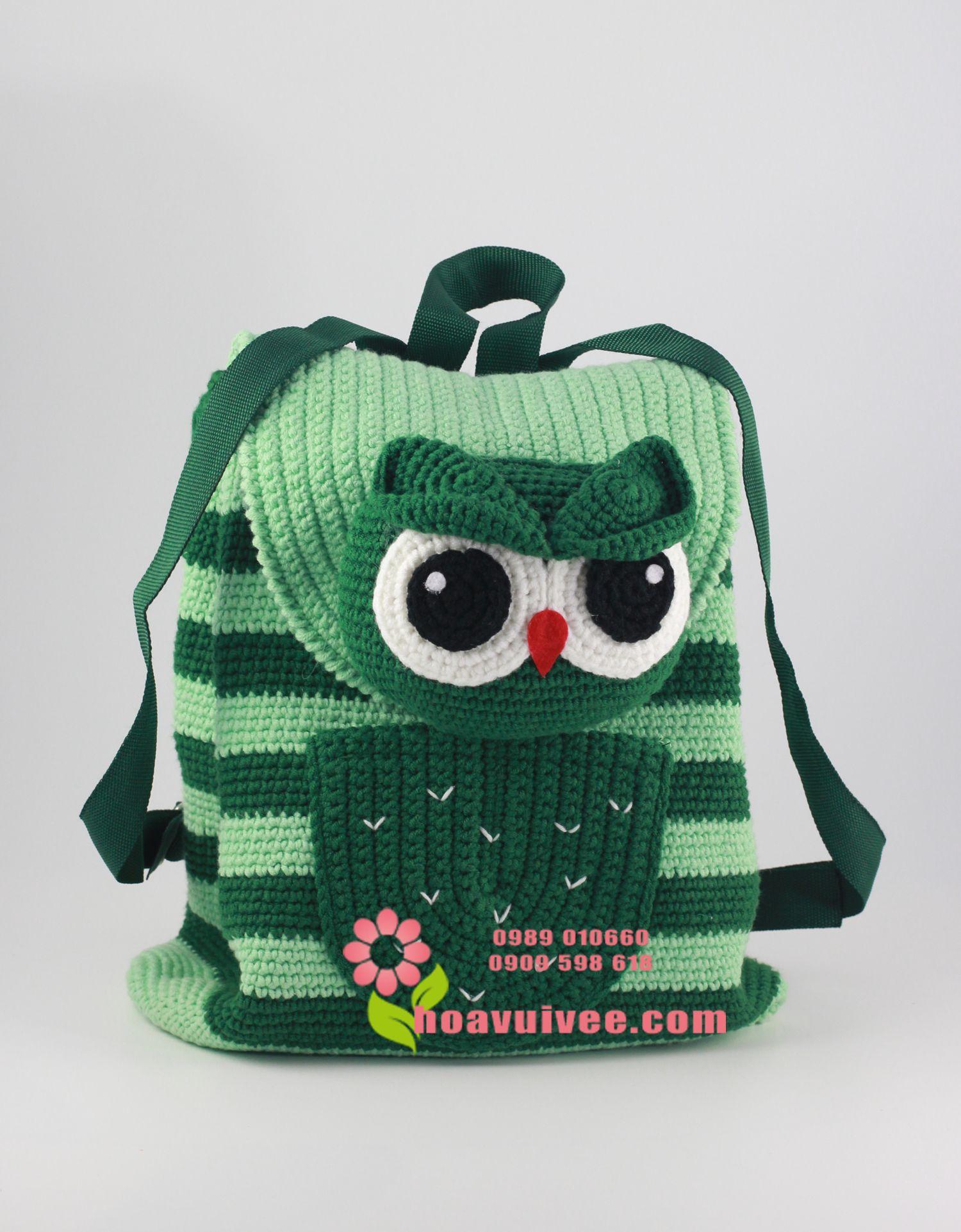 handmade bag Crochet kids bag crochet children backpack,crochet purse crochet kindergarten bag children bag handmade crochet backpack