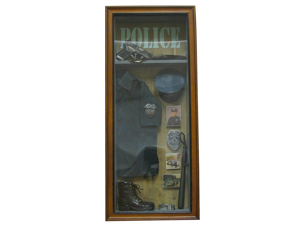 Army Shadow Box I M Either Going To Make One Of These Myself Or Get The One Hobby Lobby Has I Love This Shadow Box Military Shadow Box Shadow Box Hobby Lobby