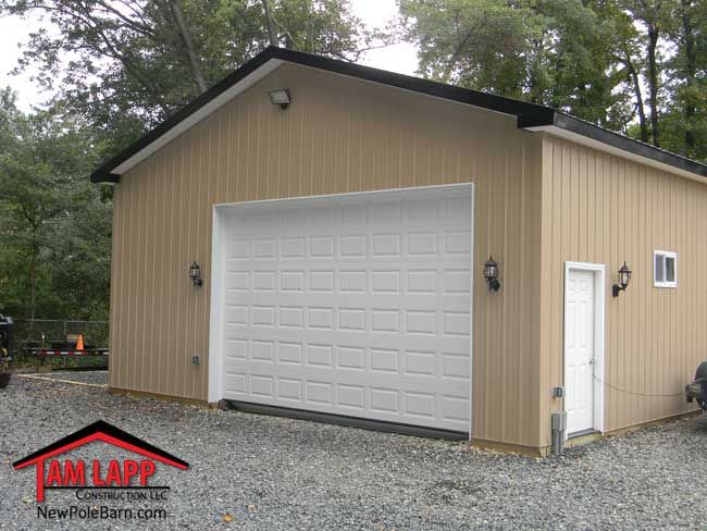 Residential Polebarn Building 53 12 Roof Overhangs All Around 3 2 X3 Vinyl Sliders 1 36 6 Pa Roof Architecture Building A Pole Barn Fibreglass Roof