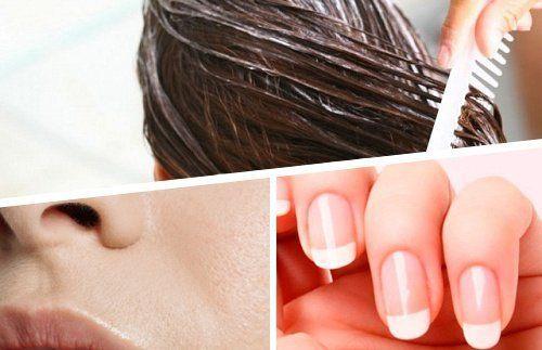 Les 5 meilleurs ingrédients naturels pour prendre soin de la peau, des cheveux et des ongles