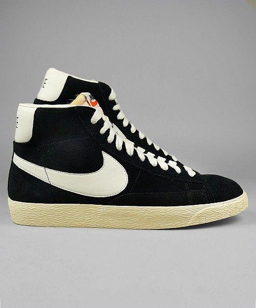 lowest price 0e346 902f8 Nike Blazer Mid Premium Vintage Suede black sail  nike  sneakers  shoes   streetwear  men www.neverending-shop.de