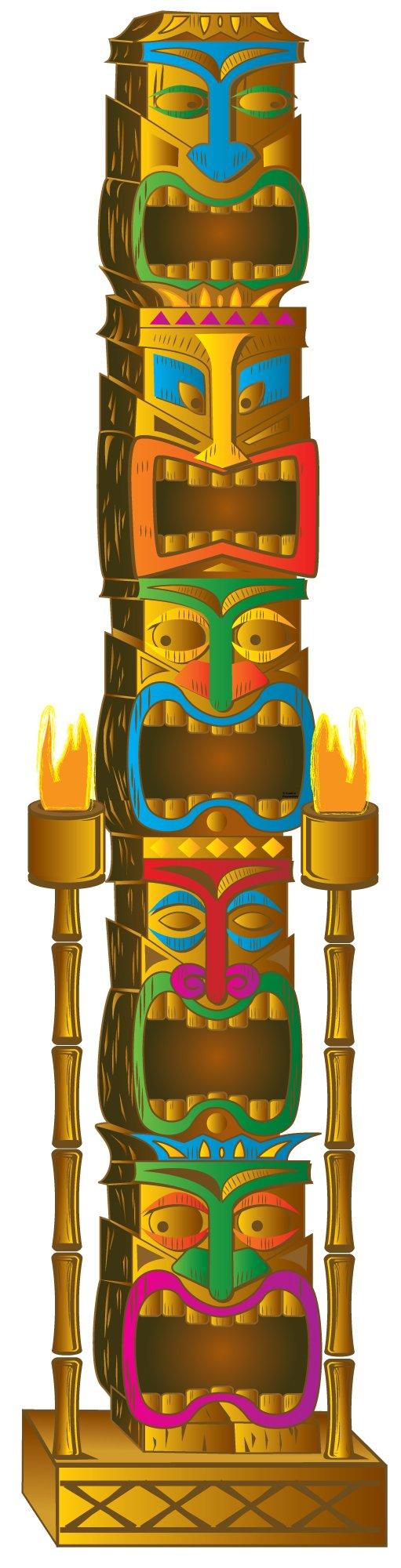 how to make fireblast totem