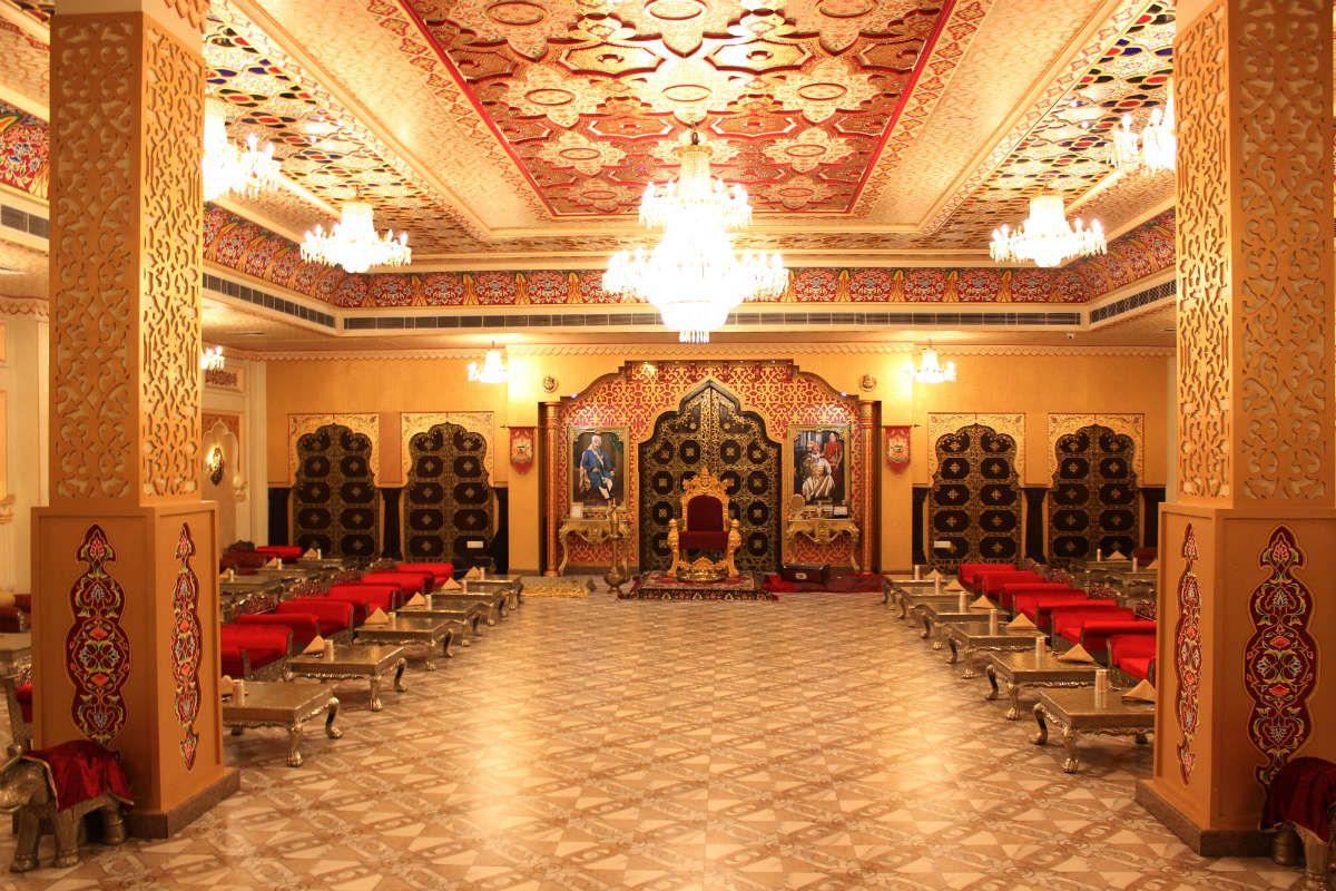 Virasat Heritage Restaurant Jaipur Interiors In 2020