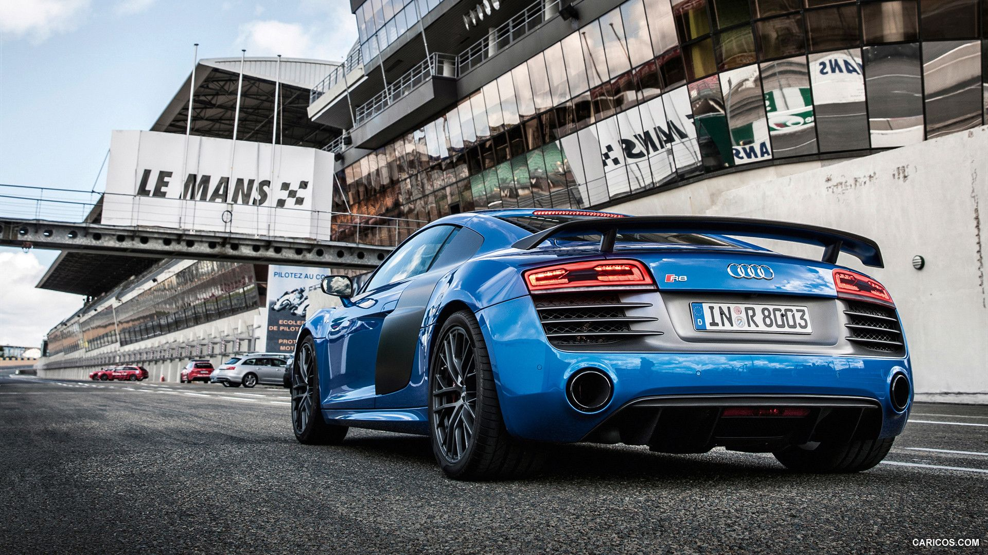2015 Audi R8 LMX Blue CarsAudi A4GreenWallpapersHtml