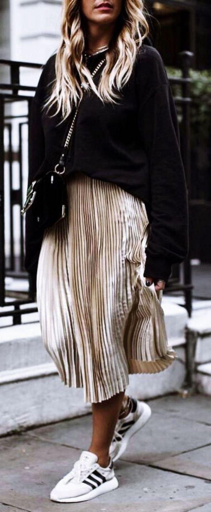 Photo of 60 Atemberaubende lässige Herbst-Outfit mit Sneakers #Fashion #Wo
