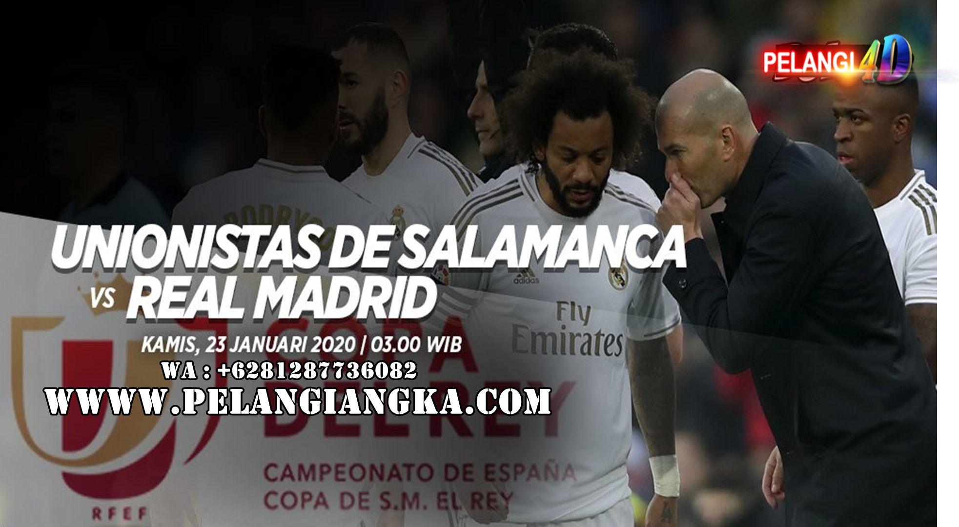 Prediksi Unionistas De Salamanca Vs Real Madrid Copa Del Rey 23