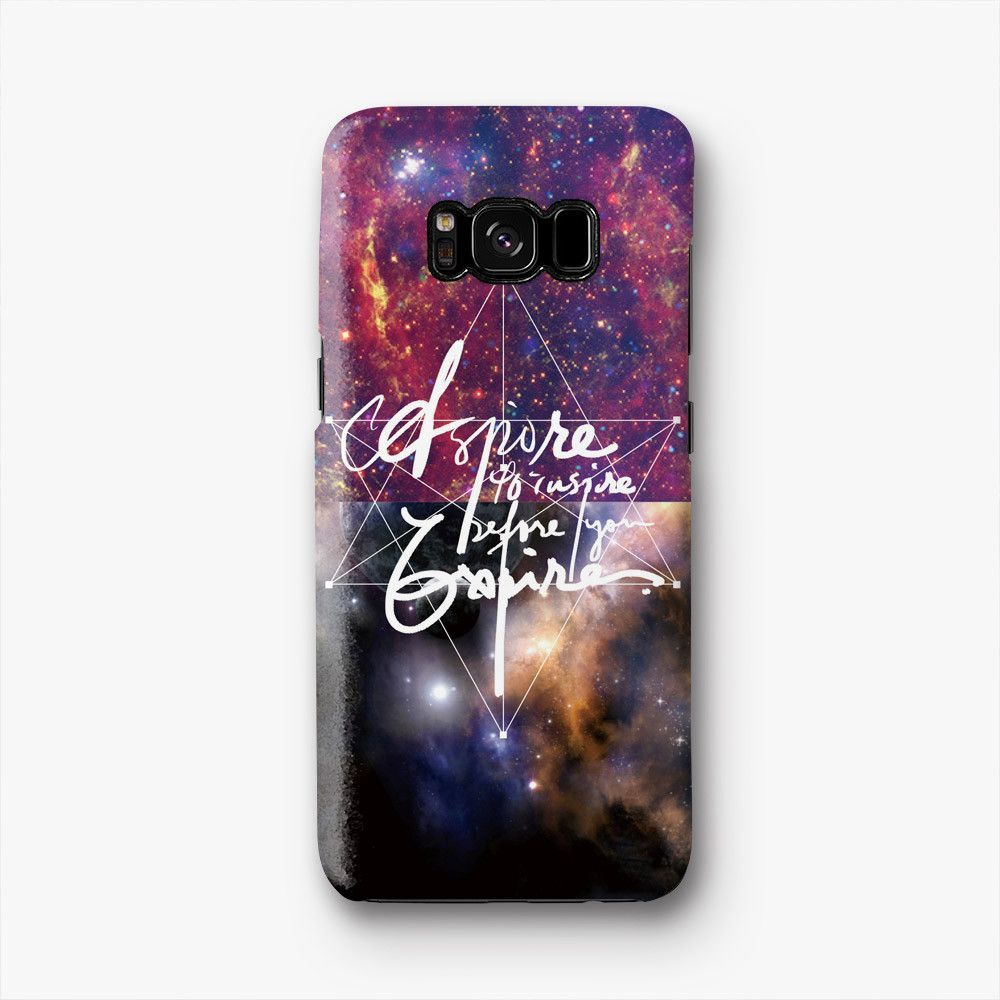 Samsung Quote Magnificent Galaxy Quote Samsung Case S557  Samsung Galaxy S8 And Vivid Colors Design Inspiration