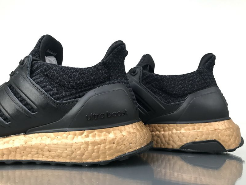 "0071d972569 Adidas Ultra Boost 3.0 ""BlackBronze"" Real Boost BA8922 Men Women Ladies  Girls Real Boost for Sale6"