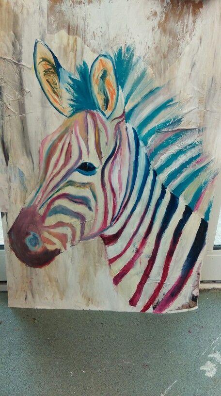 My Zebra