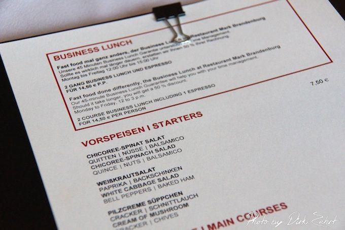 Restaurant Mark Brandenburg - Hilton Berlin 23
