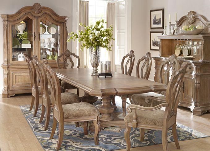 Villa Sonoma Dining Rooms Havertys Furniture Furniture