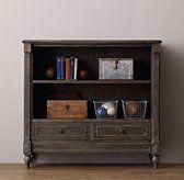 Jourdan Low Bookcase