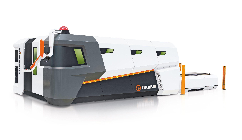 Fibermak Laserschneidmaschine Hersteller ERMAKSAN Makina Sanayi ve ...