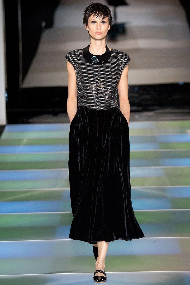 Emporio Armani  - Fall/Winter 2013-2014 Milan Fashion Week