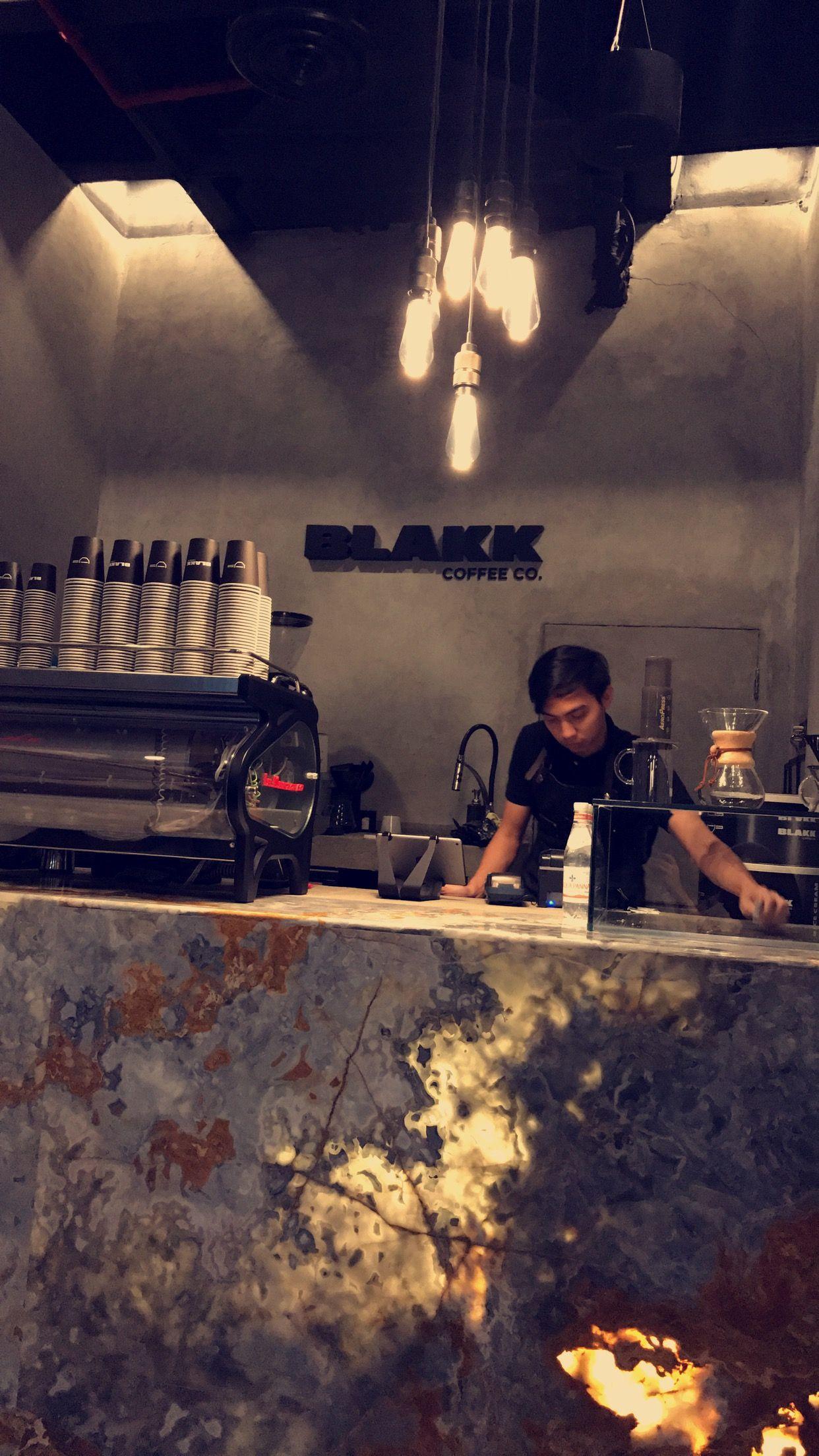 Blakk Coffee Co Kuwait City Kuwait Kuwait City Kuwait City
