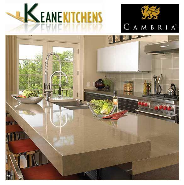 cambria sussex quartz countertop keane kitchens 1901 industrial rd