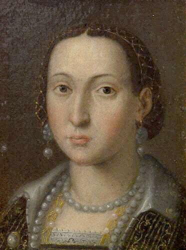 Bronzino ? - Eleonora di Toledo ? | by petrus.agricola