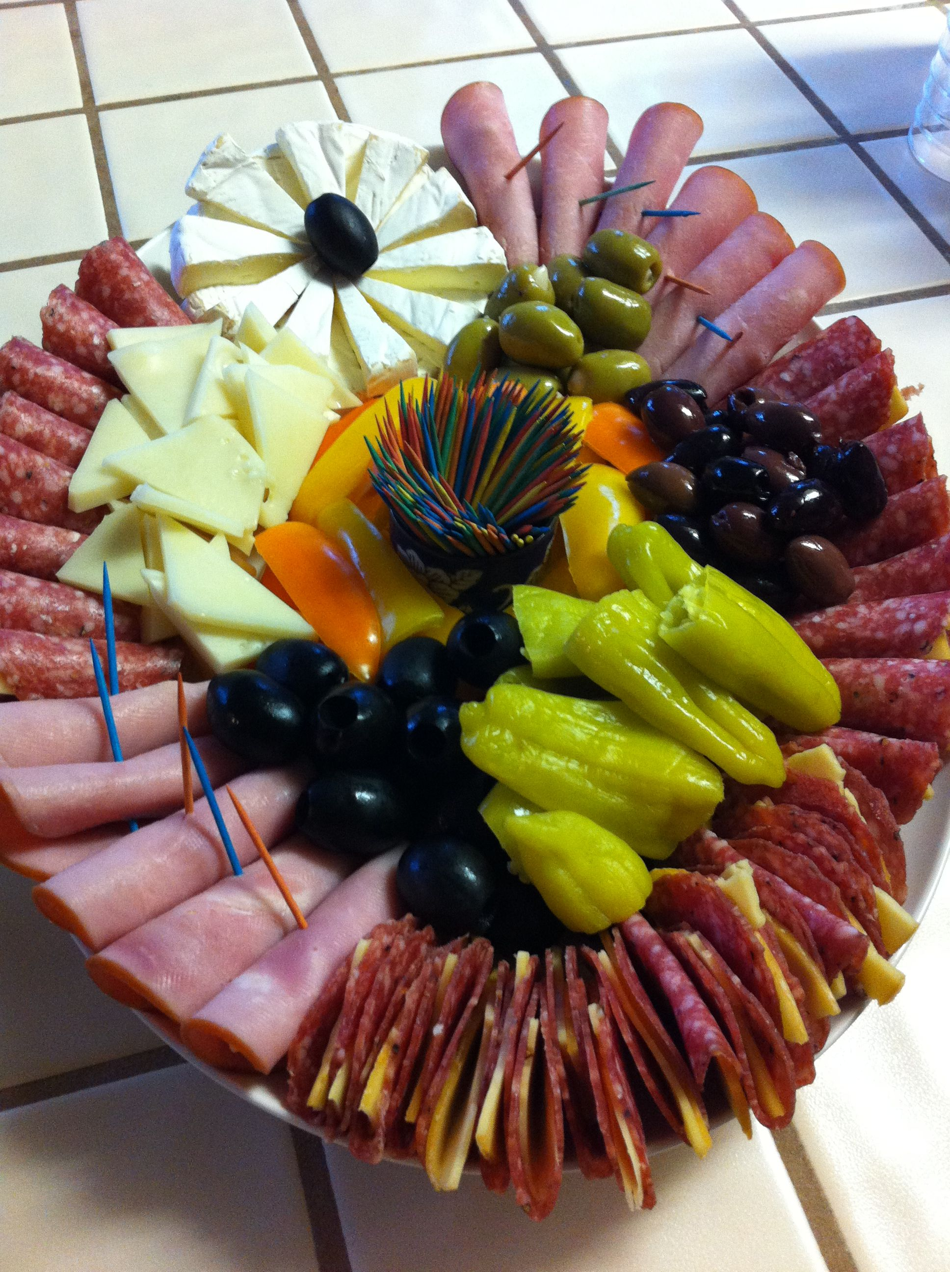 Party Snack Food, Party Cheese Platter
