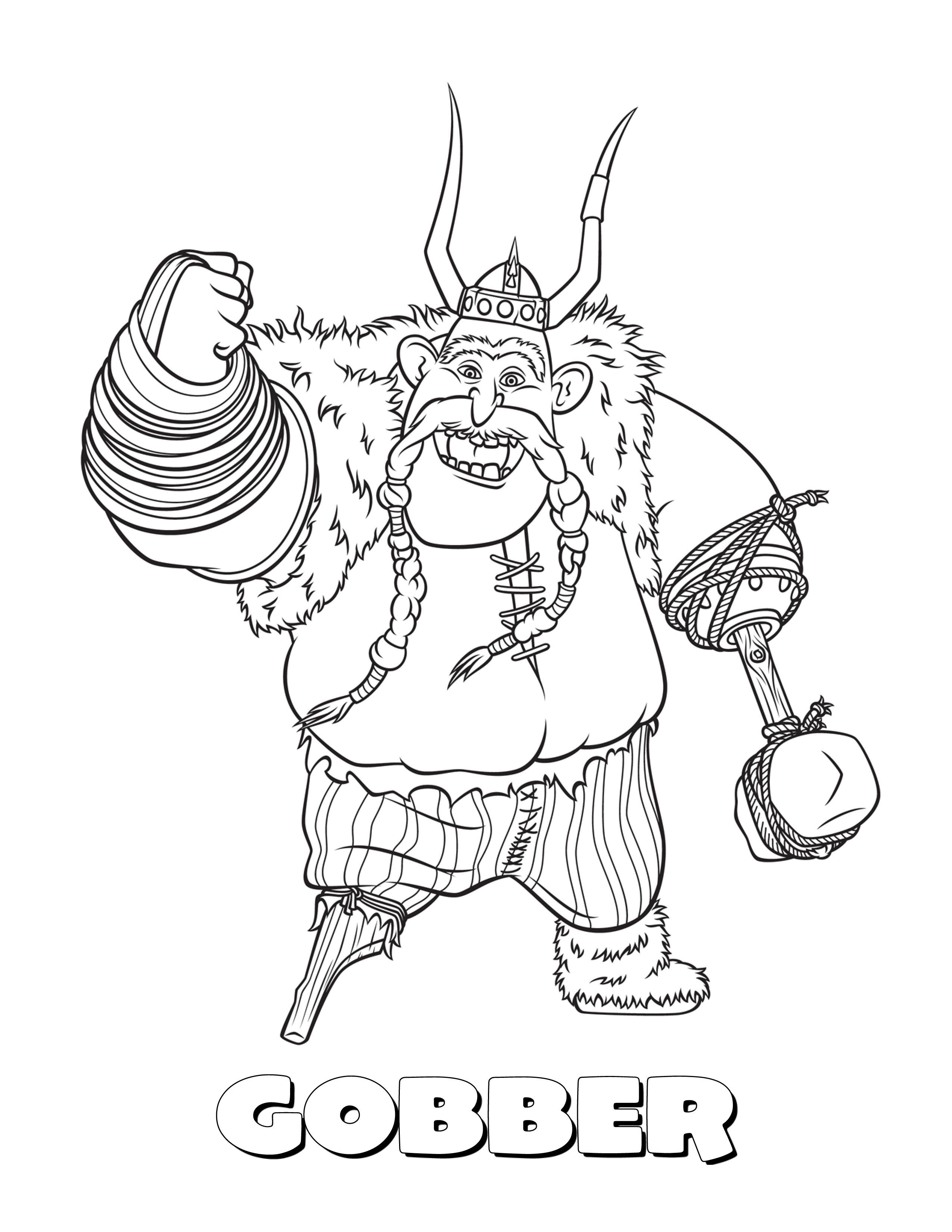 Free printable coloring pages how to train your dragon - How To Train Your Dragon Coloring Page Williams Birthday Pinterest Dragons And Coloring Books