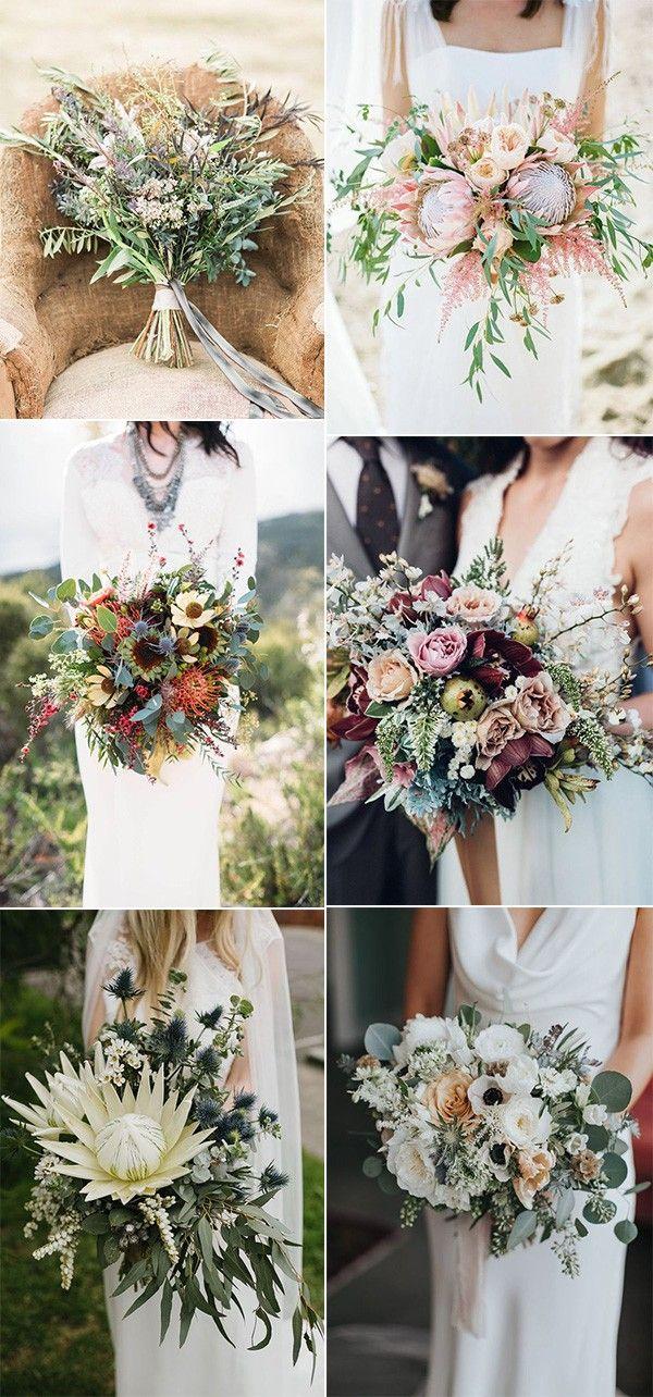 20 Dreamy Boho Room Decor Ideas: 20 Bohemian Wedding Bouquets For 2019 Trends
