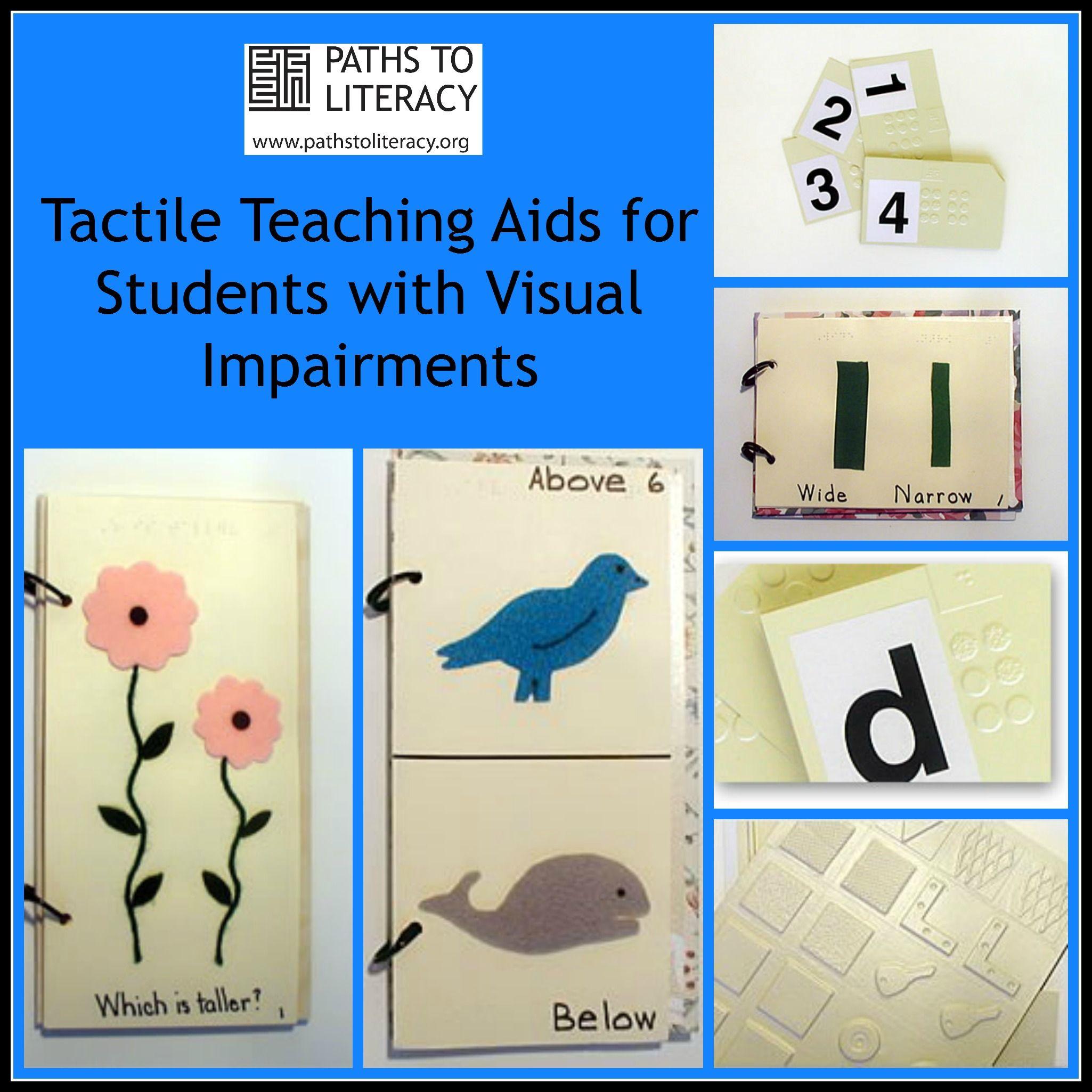 Free Tactile Teaching Aids