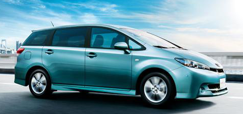 2015 Toyota Wish Review Release Date Price