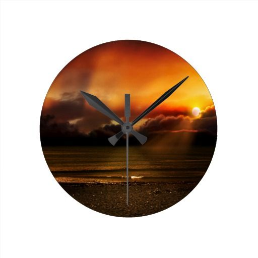 Lush Designer Time Pieces The Calming Wall Clock King Art Clock Wedding Anniversary Gifts