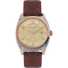 Special Offers Available Click Image Above: Tommy Bahama - Tb1187 (men's) - Honey Brown Croco Woven Leather