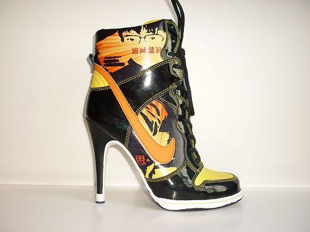 765fd53e9a7 High Heel Gym Shoes