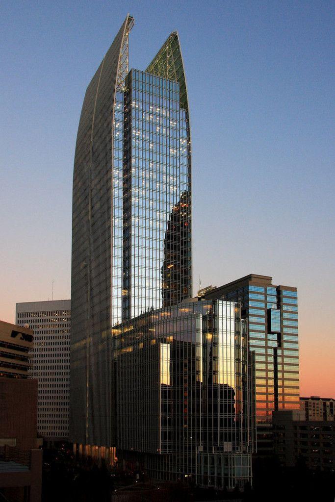 Symphony Tower Atlanta Visit Atlanta Atlanta Skyline Atlanta Downtown