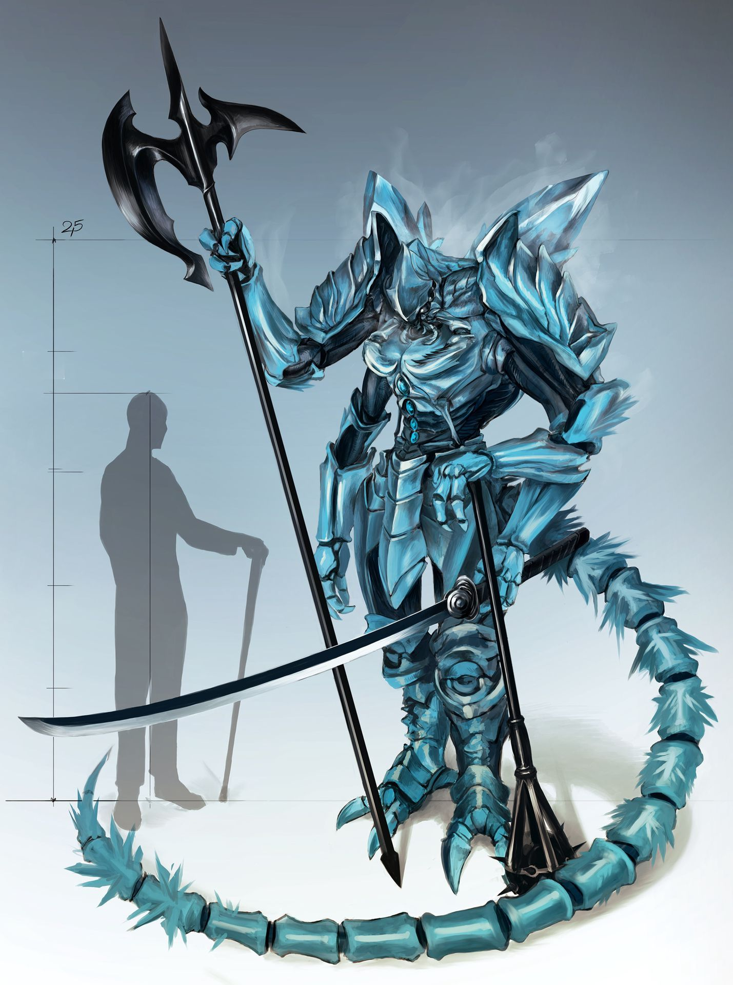 The bard of Nazarick (Isekai+Overlord harem x male reader