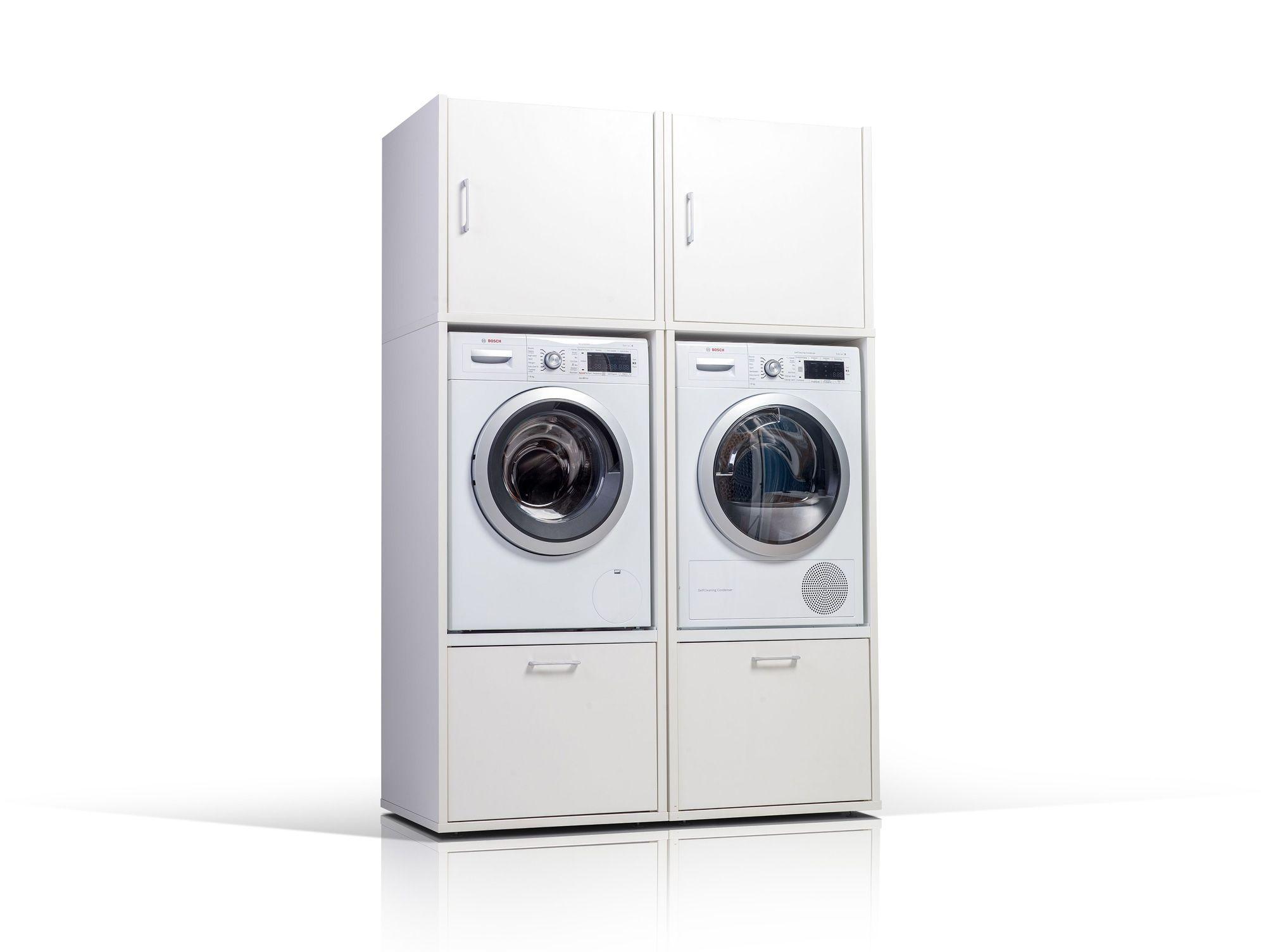Vicco waschmaschinenschrank weiß cm badregal