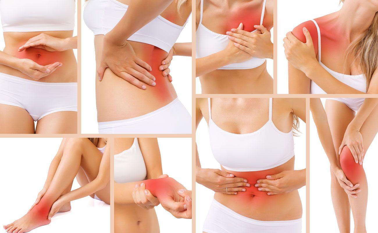 Symptom | Övriga skador | Naprapat Hälsan