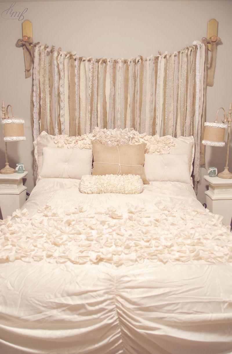 Dreamy Light-up Headboard | Budget bedroom, Bedrooms and Tutorials