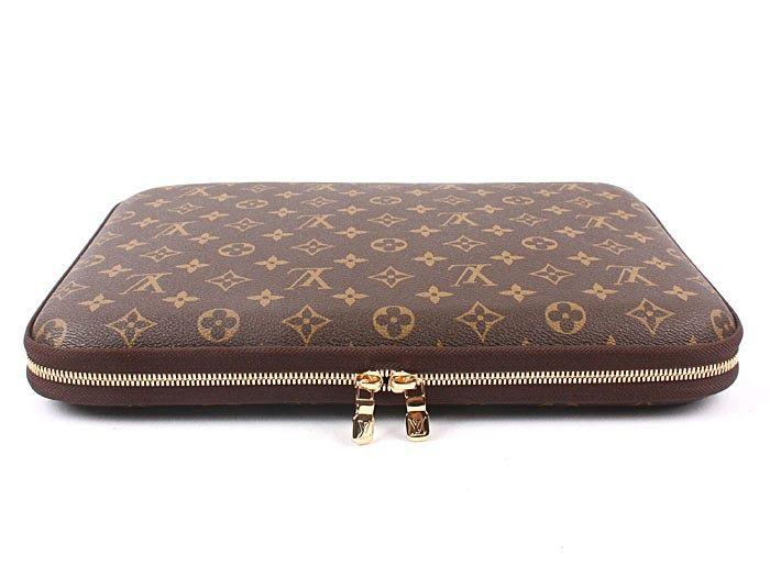 best website b9a03 f438b Louis Vuitto n Monogram Canvas Laptop Sleeve Sale: $187.20 Louis ...