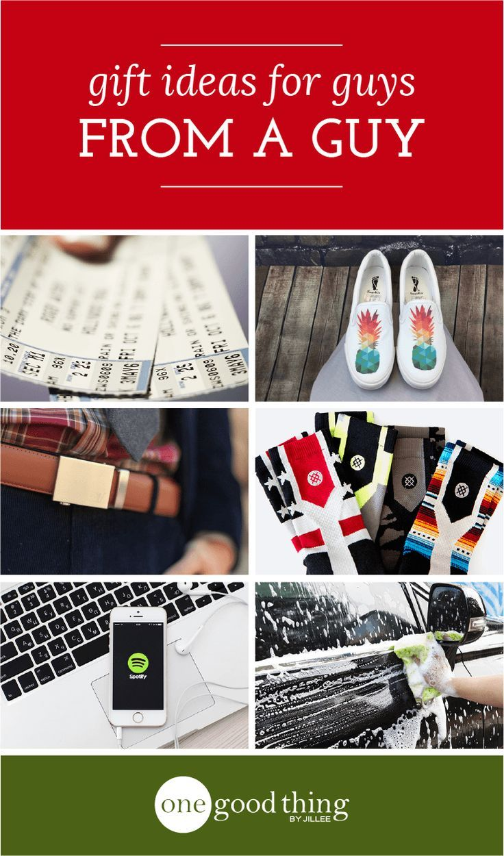 Gift Ideas For Guys From A Guy Jillee Tips Genius Ideas