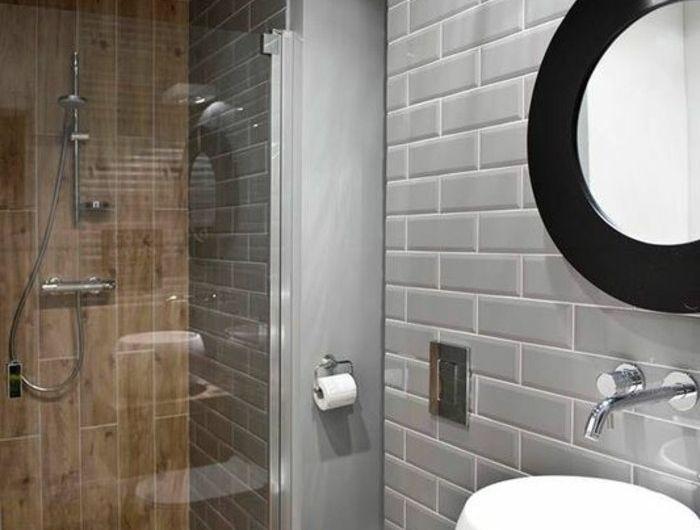 Comment aménager une salle de bain 4m2? Sdb Pinterest Lofts