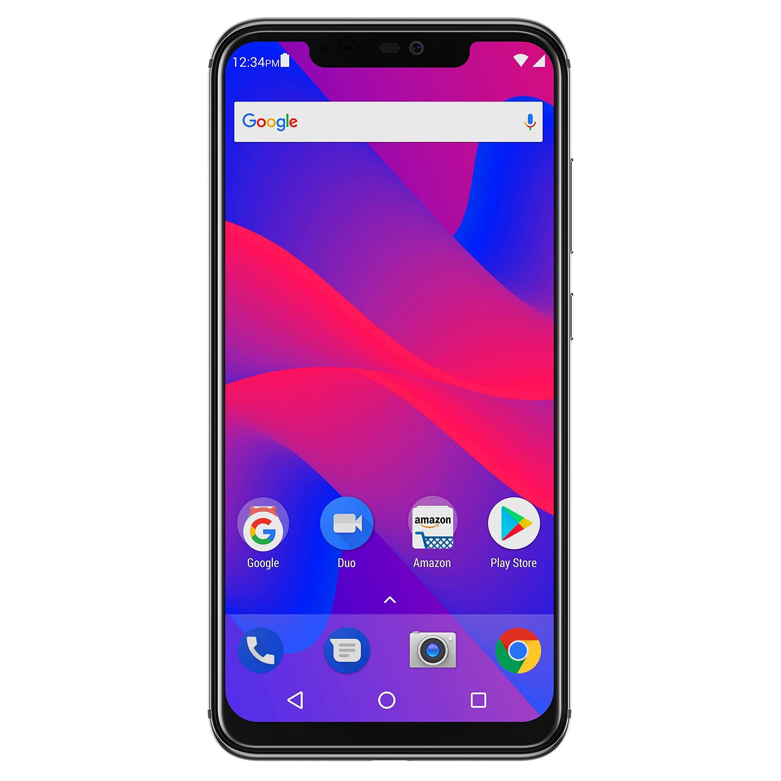 Blu Vivo Xi 6 2 Full Hd Display Smartphone 128gb 6gb Ram Ai Dual Cameras Certified Refurbished Https Unlocked Cell Phones Best Smartphone Smartphone
