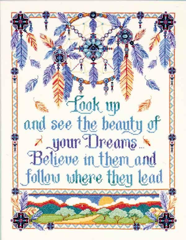 Design Works 9802  Beauty of Your Dreams  Designer: Joan Elliott